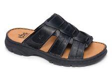 sandales mule cuir homme TBS REFRIN noir P 41 neuve + boite et facture