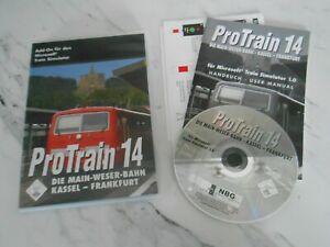 PROTRAIN 14 KASSEL - FRANKFURT ~ MICROSOFT TRAIN SIMULATOR ADD-ON