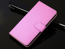 Genuine Leather Wallet Stand Flip Card Case Cover For LG G3 G4 G5 G6 G7 K8 K10