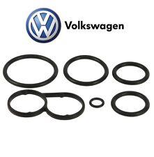 NEW For Audi A6 RS6 S8 VW Touareg 4.2L V8 Oil Filter Housing Gasket Set Genuine