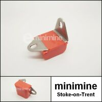 Classic Mini Polyflex Front Rebound Buffer ORANGE 2A4267 top arm stainless steel