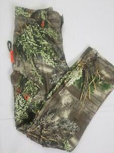 She Safari Realtree Max1 Flannel Camo Pants Women's Medium Hunting Outdoor