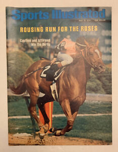 Sports Illustrated May 15 1978 Steve Cauthen Affirmed Derby Cover Only 5/14/78