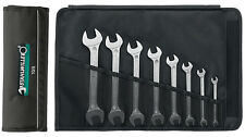 Stahlwille 10/8 '10 Series'  8 Piece Double Open Ended Metric Spanner Set 6-22mm