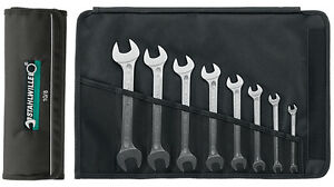 Stahlwille 10/8 ?10 Series?  8 Piece Double Open Ended Metric Spanner Set 6-22mm