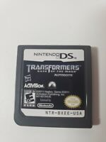 Transformers Dark Side of the Moon Autobots Nintendo DS Game Cartridge Only