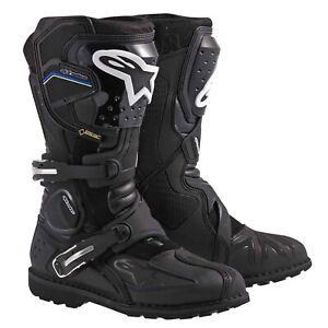 Alpinestars Toucan Motorcycle Boots Black