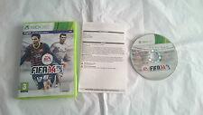 JUEGO COMPLETO FIFA SOCCER 14 2014 MICROSOFT XBOX 360 PAL EUROPA UK. BUEN ESTADO