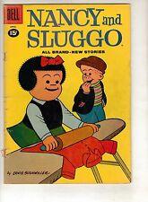 NANCY AND SLUGGO #181 MARCH 1961 COMIC BOOK VG