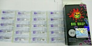 BIG WASP tattoo Needle Cartridges LINERS SHADERS 13RM