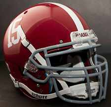 Schutt ROPO-DW Football Helmet Facemask - ALABAMA CRIMSON TIDE