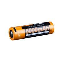 Fenix ARB-L21-5000U 5000mAH 21700 Rechargeable Battery w/ Built-in Charging Port