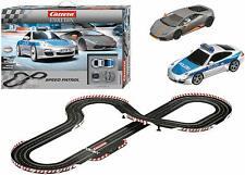 Carrera Evolution Porsche 911 Lamborghini patrulla 1/32 ranura de coche 24.28 ft Toys