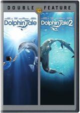 Dolphin Tale/Dolphin Tale 2 [New DVD] Eco Amaray Case