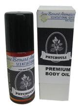 *Jane Bernad Patchouli Unisex Body Oil_1 ounce_Boxed,JB6790SU