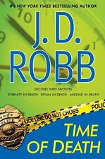 A Time of Death  (ExLib) by J. D. Robb