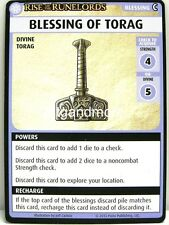 Pathfinder Adventure Card Game - 1x Blessing of Torag - Character Add-On