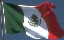 Giant Mexico Mexican Flag Banner Bandera de México Speedy Delivery