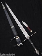 "50.4"" Razor Sharp Lord of the Rings Strider Ranger Sword & Scabbard NEW"
