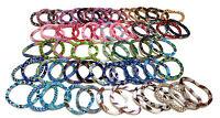 WHOLESALE NEPAL Glass Beaded Bracelets - (Fair Trade) Hand Made in Nepal Jewelry