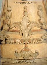 CATALOGUE VENTE TABLEAUX ANCIENS MEUBLES ET OBJETS D'ART 1991