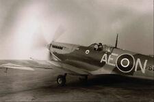 507075 Spitfire Aircraft 1939 1945 DND 136892 A4 Photo Print
