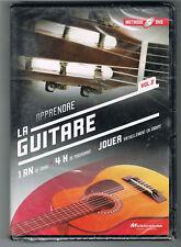 APPRENDRE LA GUITARE - VOL. 2 - DVD - NEUF NEW NEU