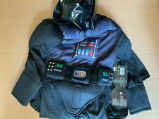 Disney Store Star Wars Darth Vader Costume Age 5-6 Years - Brand new with tags