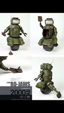 Threea RO-JAWS 2000AD 1:6 1/6 ABC Guerrieri DREDD tharg Mongrol Ashley Wood
