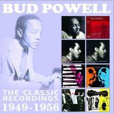 Bud Powell - The Classic Recordings 1949 - 1956 NEW 4 x CD