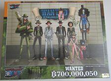 One Piece. Puzzle Wanted 700 000 050 Berry 1000 Pièces NEUF, scellé sous blister