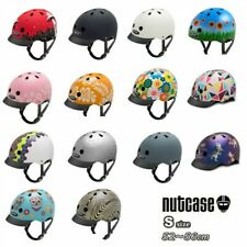Nutcase Bicycle Street Helmet ABS Resin Outer Shell 52-56cm Japan with Tracking