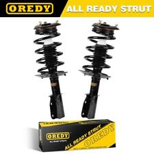 (2) Front Pair Complete Struts Coil Spring Assembly For 98-05 Buick Park Avenue
