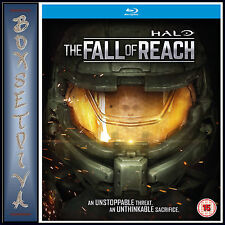 HALO: THE FALL OF REACH - Jen Taylor  *BRAND NEW BLU-RAY***