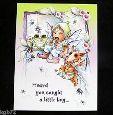 Leanin Tree Get Well Greeting Card Feel Better Multi Color Notions Series P4
