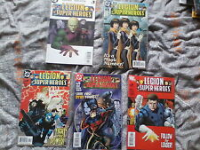 DC COMICS LEGION OF SUPERHEROES ISSUES 1st prints