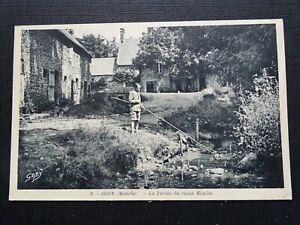 CPSM AGON La Ferme du vieux Moulin