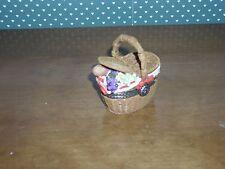 Boyds-2013-Picnic Basket Treasure Box-New