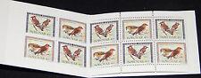 Faroe Islands 1996 Birds 1st Series Booklet SG SB12 pane SG292a Unmounted mint