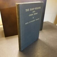 The Harp Weaver and Other Poems by Edna St Vincent Millay 1923 First Edition