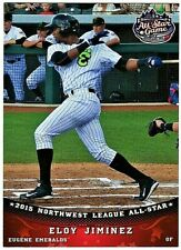 ELOY JIMENEZ - 2015 GRANDSTAND EUGENE EMERALDS NORTHWEST LEAGUE ALL-STARS
