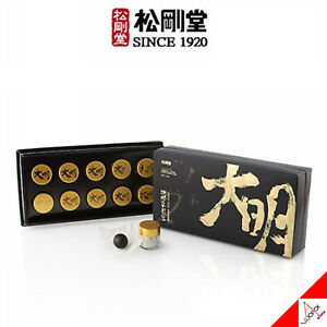 Songkangdang DAEMYEONG GONGJINBO Korean Red Ginseng Pellet - 4.5g*10pills