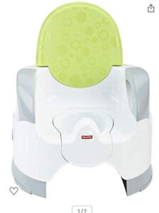 fisher price potty chair