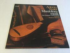Antonio Vivaldi Das Deutsche Leitung: Siegfried – Mandolinen Musik Acanta Vinyl