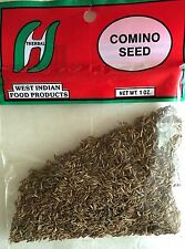 Therbal West Indian Food Products Comino Seed 1.oz pack of 3