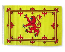 "12x18 12""x18"" Scotland Lion Sleeve Flag Boat Car Garden"