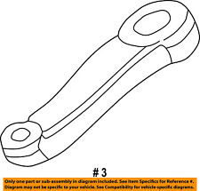 FORD OEM 99-04 F-250 Super Duty Steering Gear-Pitman Arm F81Z3590BA