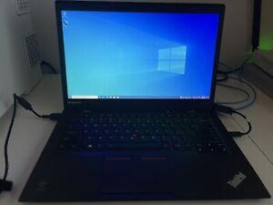 Lenovo ThinkPad X1 Carbon GEN3 i5-5200U 4GB 128GB SAMSUNG SSD W10 Pro 4G LTE