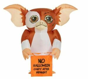 HALLOWEEN 3.5 FT GIZMO GREMLIN  INFLATABLE AIRBLOWN YARD DECORATION