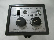 Omron OPE-VB Photoelectric Switch Amplifier